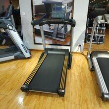 太原健身房跑步机图片