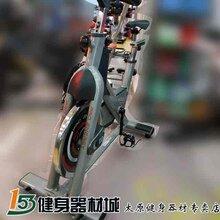 英派斯PS300动感单车提拉刹车旋转式调阻