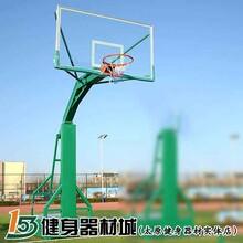 山西健身器材厂家篮球架图片