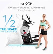 社区健身器材家用商用HIIT训练器踏步椭圆机