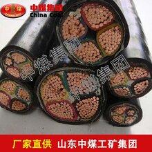 电力电缆,电力电缆结构
