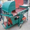 小麦大豆水稻去杂机-电动小麦除杂振动筛-养殖场用风选除杂筛