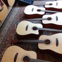 工厂直销,卡马吉他TOM尤克里里二手全新单板木吉他配件转五折三折YAMAHA星辰红棉