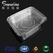 630ml烘焙烧烤铝打包盒铝箔外卖锡纸盒厂家批发Showtime