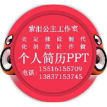 湖南懷化市簡約大氣PPT制作圖片