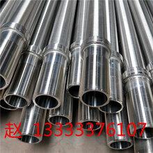 定做304不锈钢绕丝管筛管筛板石油防砂管全焊式筛管水井防砂管
