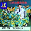 游乐设备生产双人履带式雪地坦克冰雪乐园专用坦克越野车