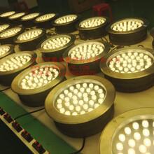 供应圆形36W照柱子照树LED埋地灯图片