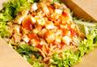 吃饱宝炸鸡饭瓦香鸡品质外卖快餐的首选小投资大收益