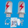 厂家热销杆塔光缆金具电力器材铝合金OPGWADSS12芯24芯48芯光缆接头盒不锈钢接头盒