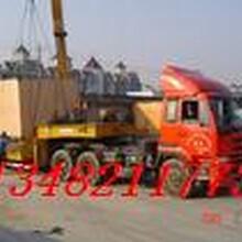 上海普陀区叉车货车出租工厂仓库设备搬迁桃浦50吨吊车租赁