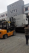 金山工业区叉车租赁机器搬迁货车运输月工路10吨15吨叉车出租