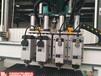 板式家具生产线山东济南中科数控四工序木工开料机山东四工序开料机