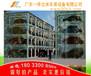 湖北武汉供应立体停车设备地上三层车库简易升降立体车库