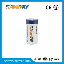 LORA水表专用锂电池ER26500