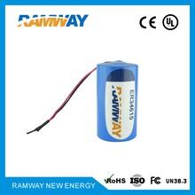 物联网智能停车专用锂电池ER34615