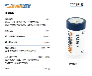 厂家直供睿奕品牌3.6VER26500,LORA水表专用锂电池