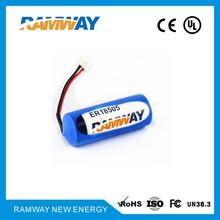 ER18505燃气表、热量表、物联网烟感专用锂电池