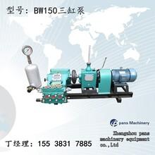 云南普洱小型注漿機BW150活塞泵排除堵塞圖片