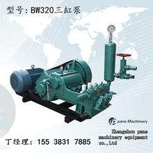 頂管穿越注漿云南大理洱源BW250注漿泵參數圖片