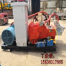 磐石重工高压旋喷柱塞泵,合肥三柱塞高压泵旋喷设备图片