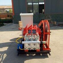 杭州大压力高压泵旋喷设备,高压旋喷柱塞泵图片