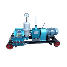 泉州黄泥浆BW150三缸泵顶管加固图片