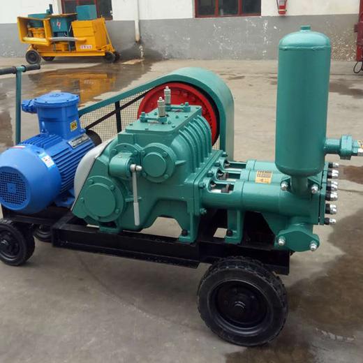 长沙路基下沉BW250三缸泵使用方法,管棚注浆机