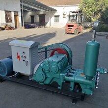 威海BW250三缸泵电机功率,管棚注浆机图片