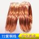 上海T2紫銅線廠家-上海C1100紅銅線批發