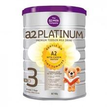 A2新西兰奶粉白金装3段1岁以上900g2罐