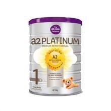 直供港A2新西兰奶粉白金装1段0-6个月900g2罐