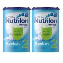 直供港荷兰Nutrilon牛栏奶粉2段(6-10月)850g2罐装