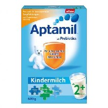 直供港德国爱他美奶粉2段2岁以上600g2罐