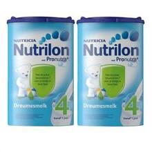 直供港Nutrilon荷兰牛栏奶粉4段1岁以上800g2