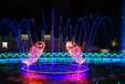 灯光节出售厂家全国发货灯光节租赁光雕出售专业亮化灯光亮化