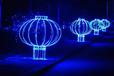 吉林白城灯光展出售灯光展策划制作