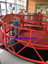 汇洋高空作业电动吊篮适用范围