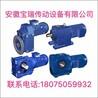 GSF67-YPEJ1.5KW-4P-14.9-M1-A+B-270寶瑞蝸輪蝸桿減速機