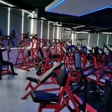 健身器材哪里好山东丰航健身器材力量有氧免维护室内商用健身房用俱乐部工作室