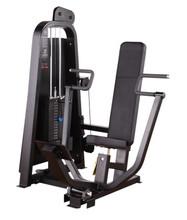 健身器材直销山东丰航必确悍马大黄蜂力量有氧健身单车HF坐式推胸训练器