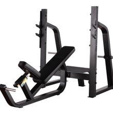 健身器材厂家直销山东丰航室内商用健身房用自由力量必确上斜推胸训练器
