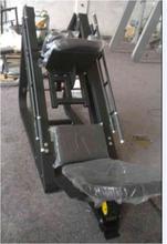 室内健身器材批发厂家山东丰航室内自由力量必确商用健身房用倒蹬斜蹲一体机