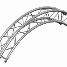 厂家直销铝合金异形架灯光架定制桁架