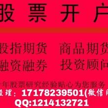 邯郸证券期货开户拥金(手续费)低至万一图片