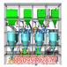 球磨分级生产线,球磨分级生产线组合,气流分级机-潍坊帕尔曼粉体设备