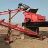 高效轮胎式移动破碎站成套制砂生产线设备