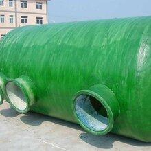 玻璃钢城市沼气池抽化粪池哪家好化粪池