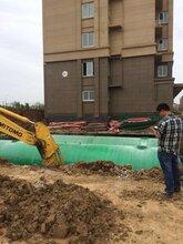 化粪池整体化粪池供应商玻璃钢消防水池