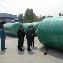 小型化粪池玻璃钢生物化粪池生产厂家图片